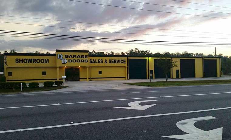 Florida Garage Door Company D D Garage Doors