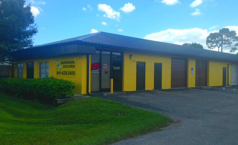 Florida Garage Door Company D Amp D Garage Doors