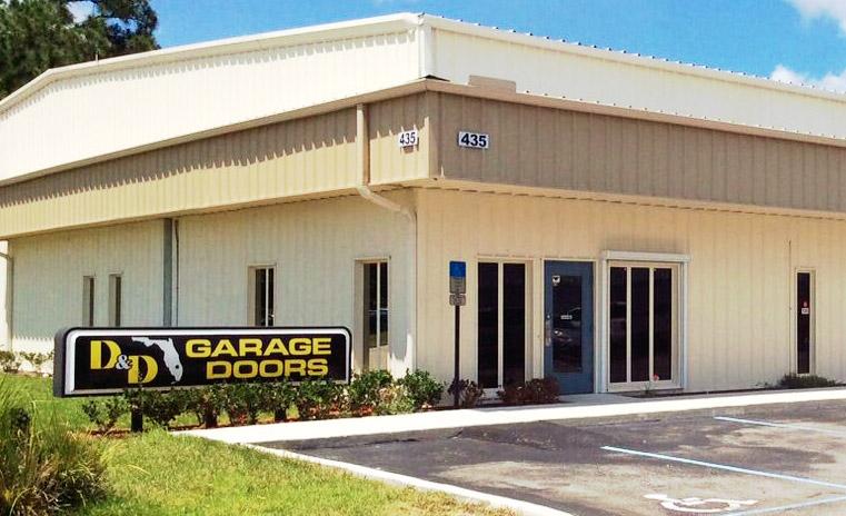 Port St Lucie D & D Garage Doors