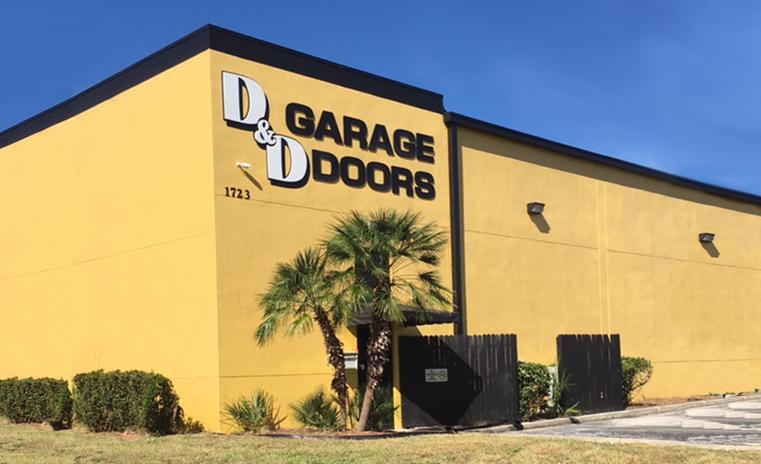 Orlando D & D Garage Doors