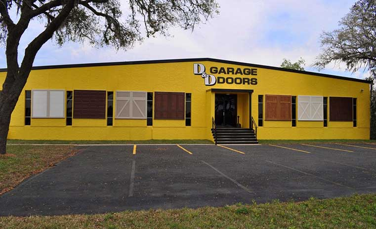 Tampa D & D Garage Doors