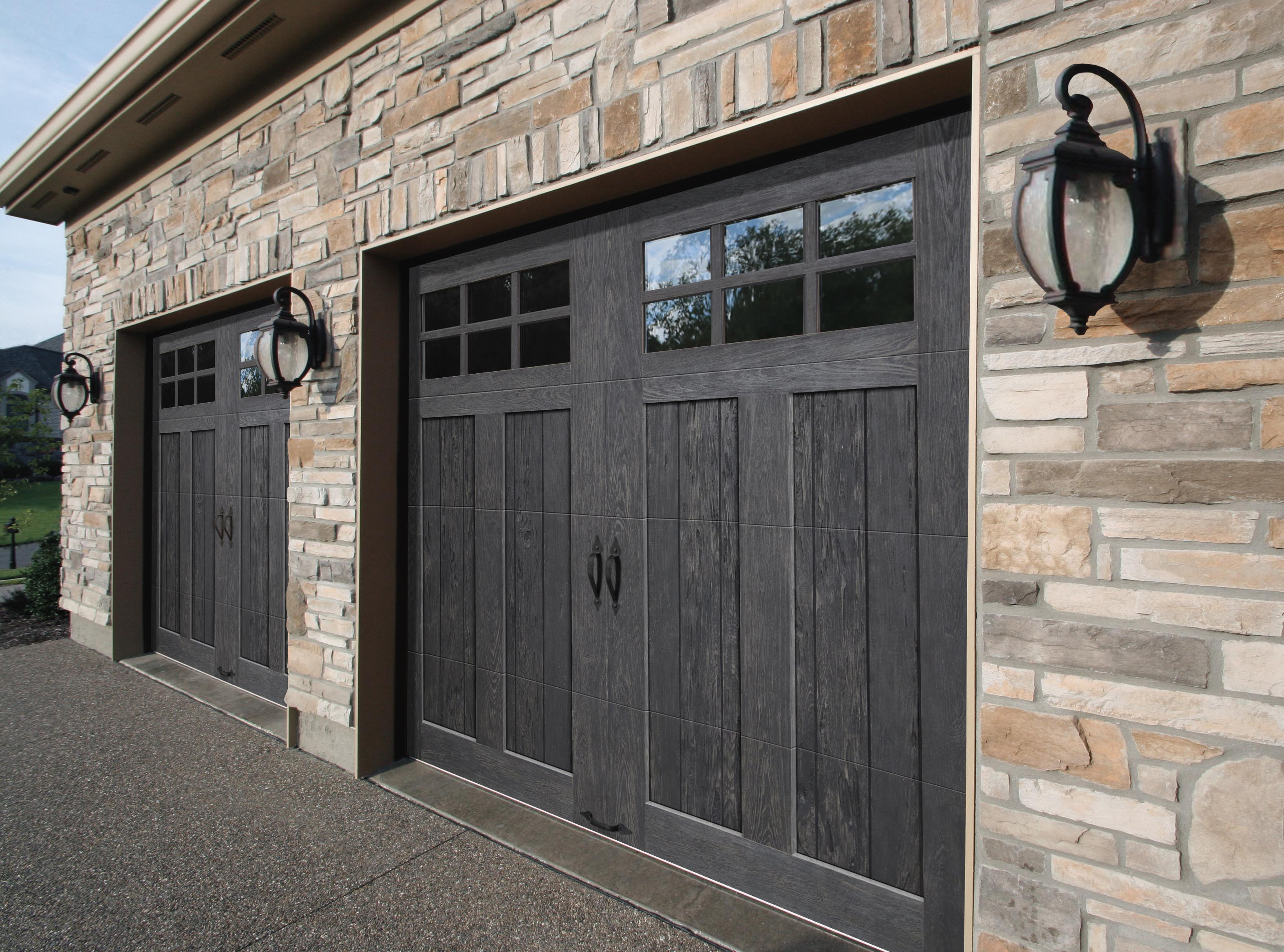 Clopay Canyon Ridge Limited Edition D And D Garage Doors