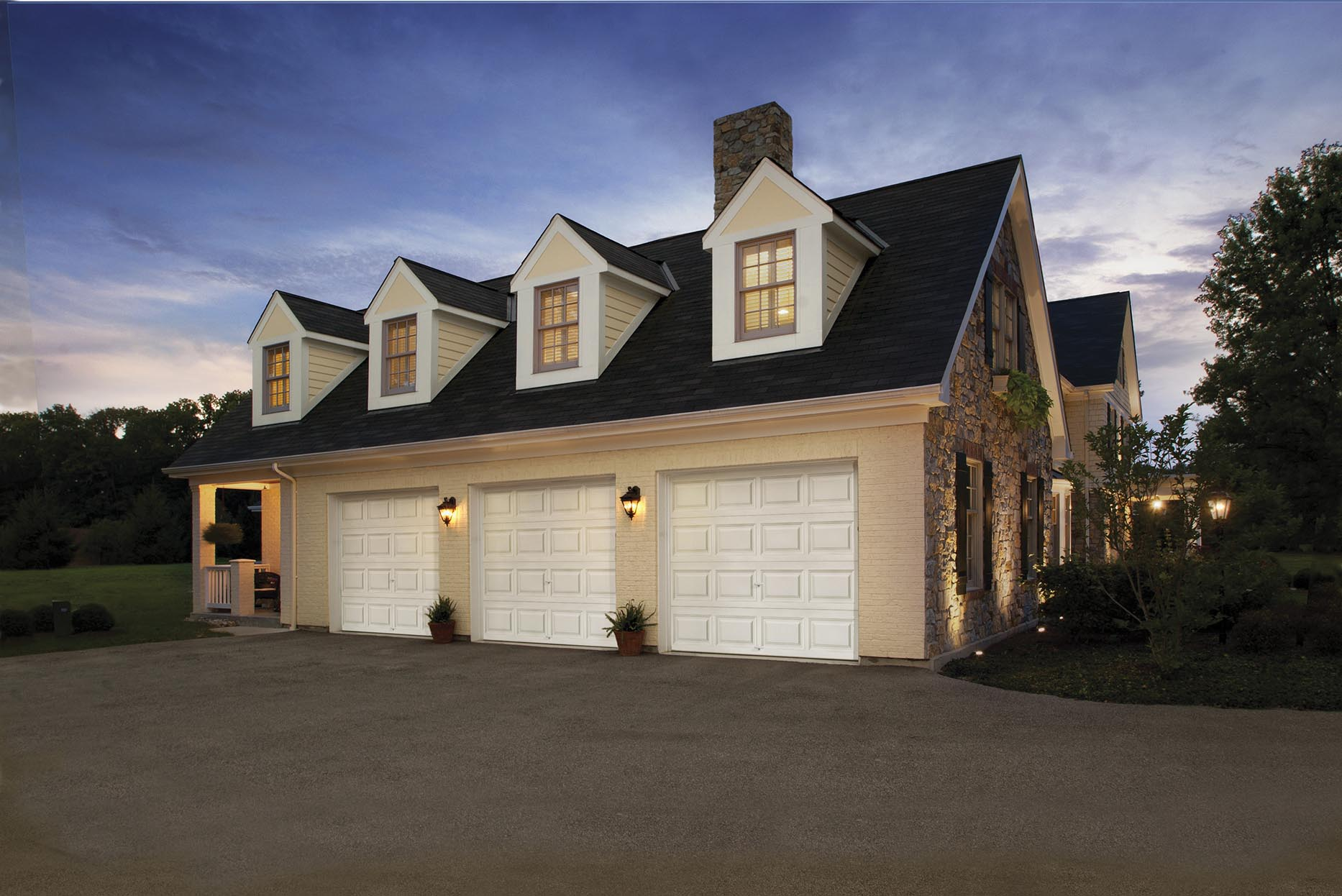 Clopay Premium Series Wood Look D And D Garage Doors
