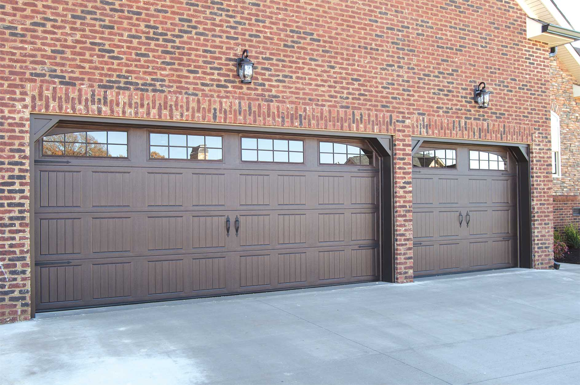 Wayne Dalton 8300 Colonial Ranch D And D Garage Doors