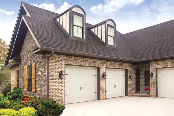 Wayne Dalton 9605 Colonial Ranch D And D Garage Doors