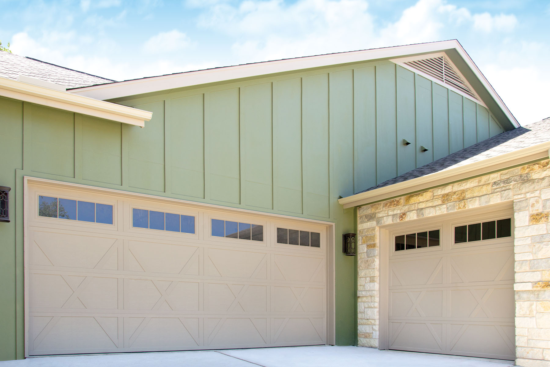 Wayne Dalton 9405 Series D And D Garage Doors