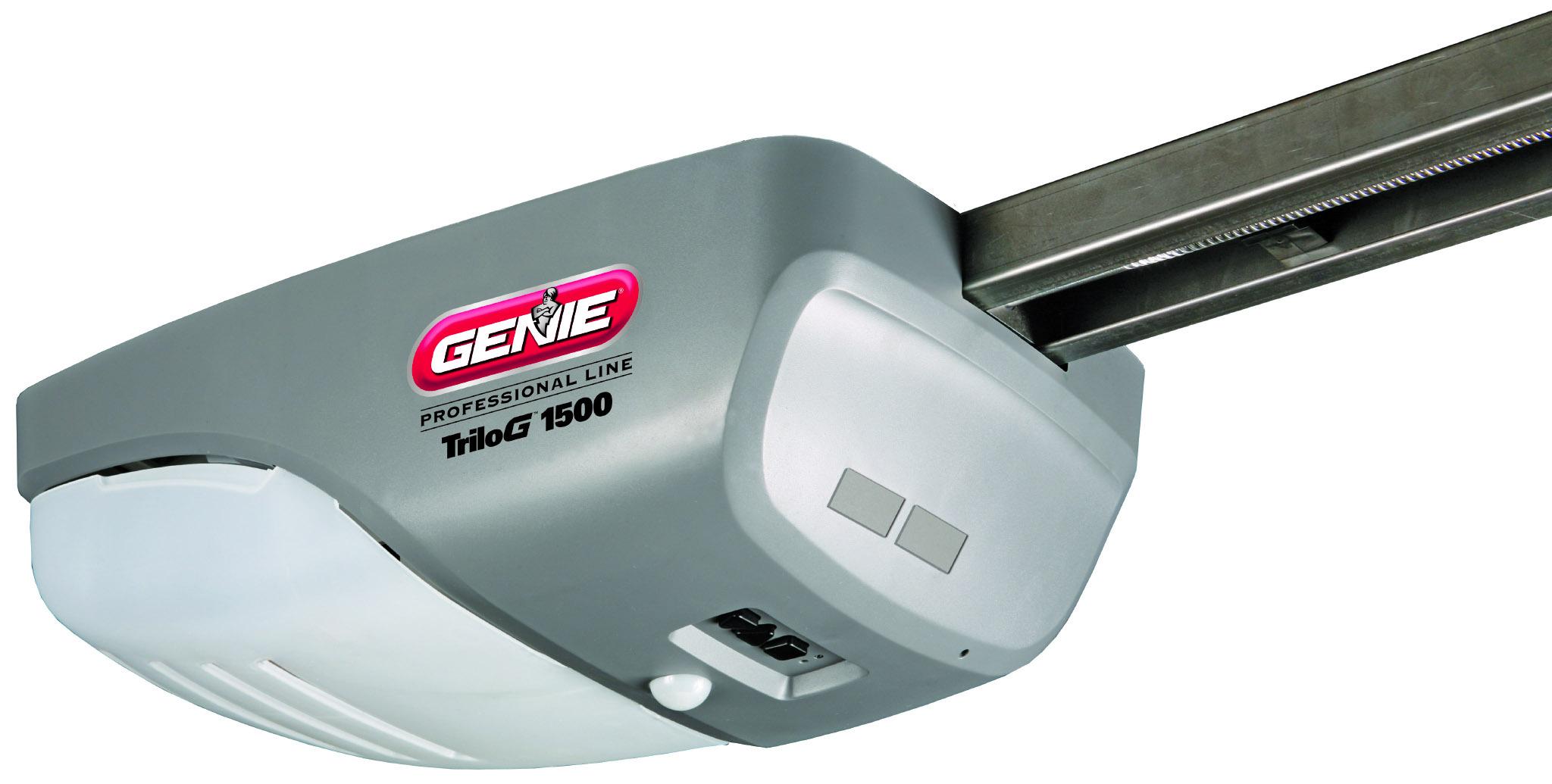 Genie Trilog 1500 4064 Screw Dc D And D Garage Doors