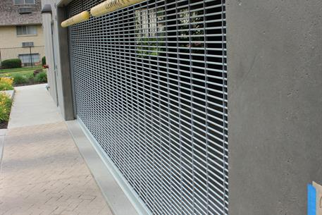 Cookson Grilles D And D Garage Doors