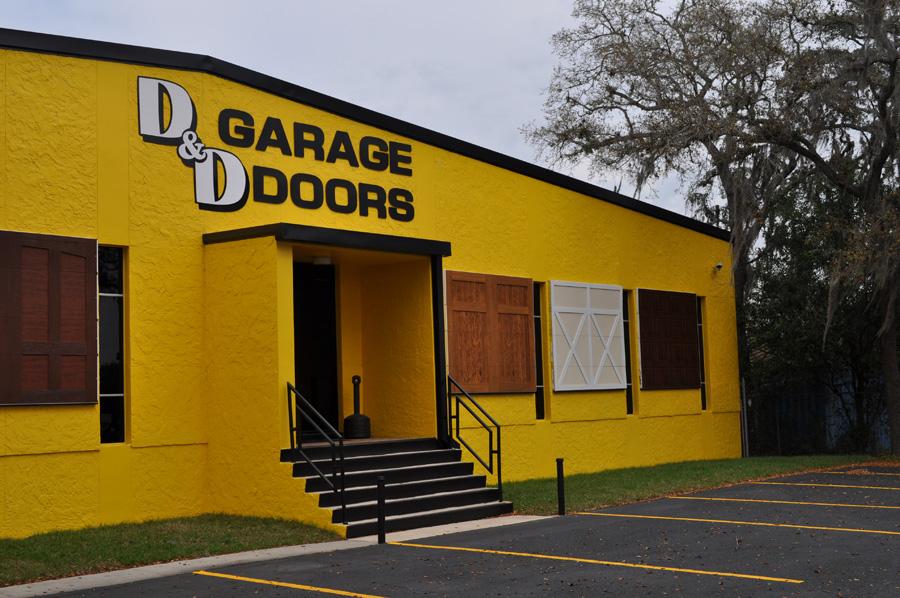 Garage Door Repair Tampa D And D Garage Doors