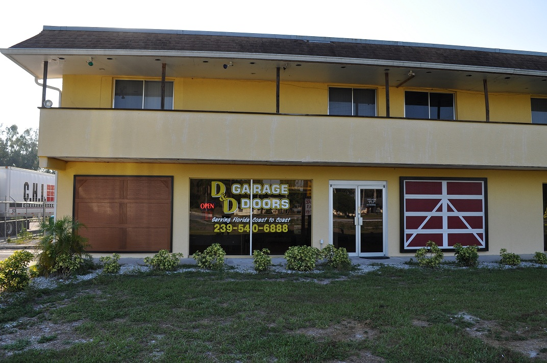 Residential Garage Door Installers D Amp D Garage Doors