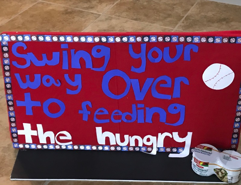 Feed The Hungry Quot Sweetest Display Quot Contest D And D