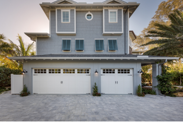 This Garage Door Style Is Perfect For Those Coastal Florida Homes Additionally They Are Impact Rated And Wind Code Meaning Will Keep You Safe