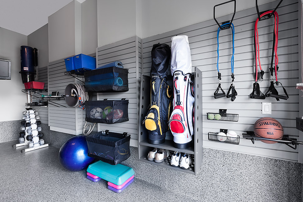 6 Areas You Need To Have Organized In Your Garage D Amp D