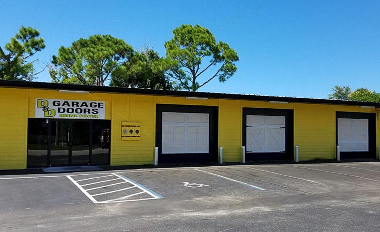 Daytona D & D Garage Doors